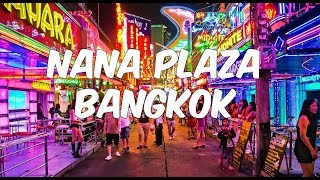BANGKOK NANA PLAZA SUKHUMVIT ROAD NIGHTLIFE | WHY NANA PLAZA IS AN ADULT PLAYGROUND ?