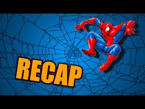 Ranking of Spider-Man Games   Part 8: Recap
