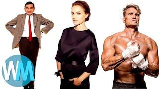 Top 10 des célébrités les plus intelligentes d'Hollywood !