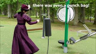 naughty nineties - or Victorian fun in the Park