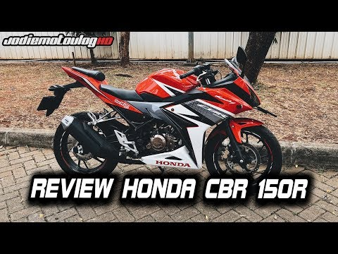 REVIEW HONDA CBR 150R 2016 - 2018 INDONESIA