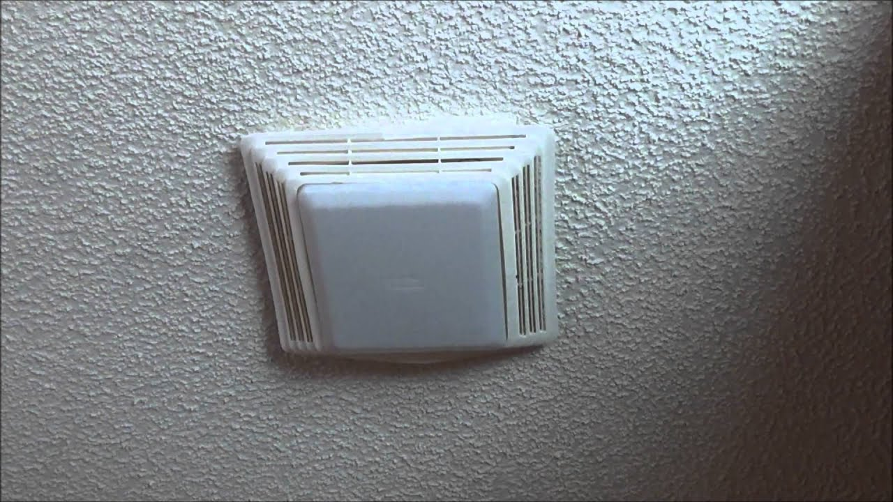 FASCO & Nautilus Bathroom Fans (Remake)