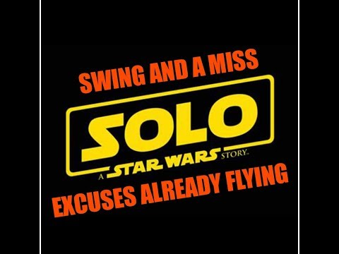 Solo opening is disappointing domestically and only $120k opening in China!