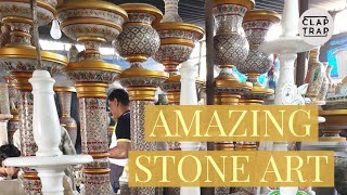 RAJASTHAN MARBLE ARTS | FOUNTAINS, PLANTERS, IDOLS & A LOT MORE