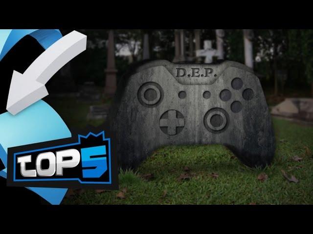Top 5 Muertes Provocadas Por Videojuegos Youtube