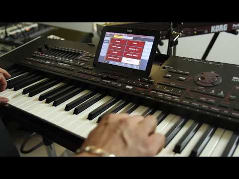 KORG Pa4X  Oriental  RRA Demo Sound [FOR SALE]