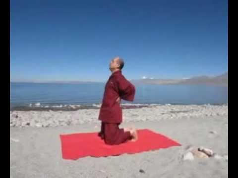5 tibetaanse riten