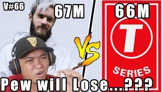 The New King Of YouTube is Sub Bot ??? | Prediksi kekalahan