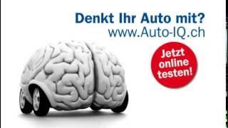 Christoph Schwegler / BFU (TV Spot) Denkt Ihr Auto mit?