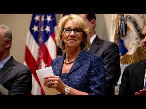 Department of Education sued by 18 states, D.C.