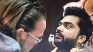 Simbu (Little Superstar) is in an A Film against Dhanush´s Hollywood Film. 1 Min Leaked Video.