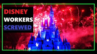 EXPOSED: Disney Cut Pay & FIRED 28k Workers After $500m Bailout