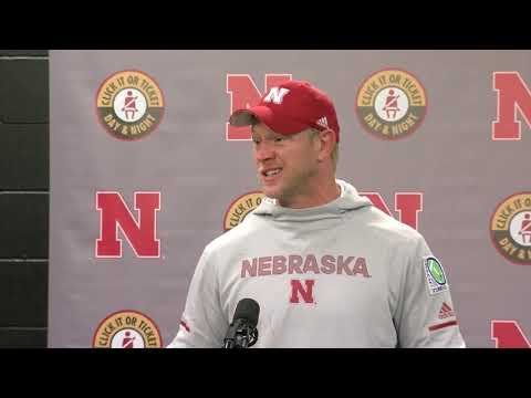 Scott Frost gives emotional post game presser following loss to Purdue