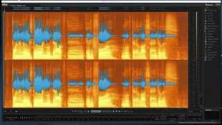 One Click Audio Repair with RX 5 Audio Editor's Instant Process