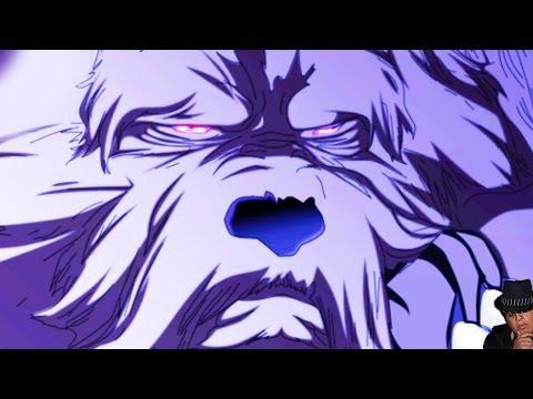 Bleach 539 Manga Chapter Review -- GoodBye Zangetsu & Komamura's Heritage ブリーチ