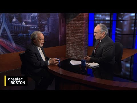 """Robert Reich Talks Income Inequality, New Book """"The Common Good"""""""