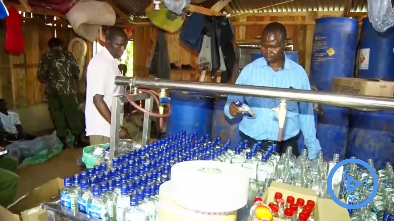 Anti-counterfeit agency nets distillery worth over sh40 million in Meru