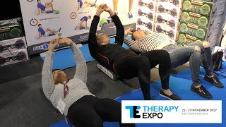 BackBaller at Therapy Expo - Testimonial 1 - Jessica & Charlotte