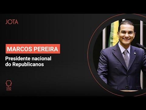 Live com deputado Marcos Pereira   15/03/21