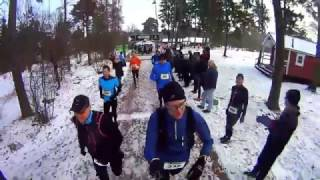 Trailrunning in Drenthe: RunForestRun Dwingelderveld 11 februari 2017