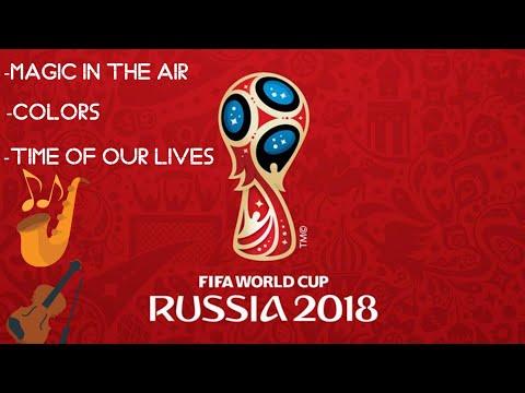 รวมเพลงบอลโลก 2018  [World Cup Russia 2018 Song]
