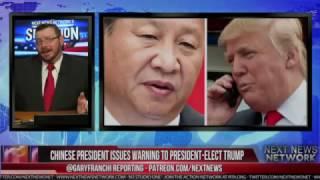 Китайский президент высказал предупреждение Трампу