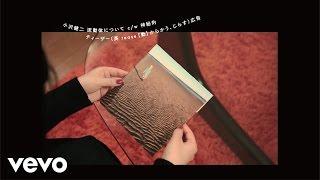 小沢健二 - 流動体について c/w 神秘的 ティーザー広告