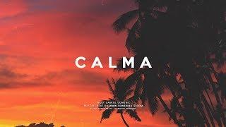 C A L M A - J Balvin x Anuel x Ozuna Type Beat - Trapeton Instrumental