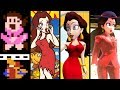 Super Mario Evolution of PAULINE 1981-2017 (Odyssey to Arcade)