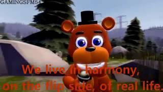 FNAF ANIMATION FNAF SFM FNAF WORLD SONG FNAF SFM ANIMATION