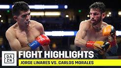 HIGHLIGHTS | Jorge Linares vs. Carlos Morales