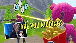 NINJA GETS THE *WORST* BLOOM EVER! (Fortnite Funny and Epic Moments)