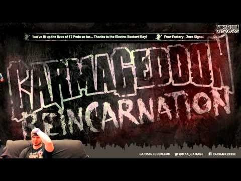 Carmageddon: Reincarnation Livestream - 2 June 2015