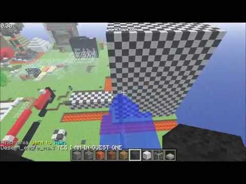 Minecraft Mega Chess House!!