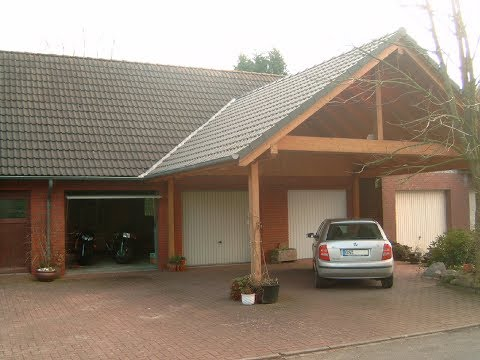 MUST LOOK !!! 24+ Carport Ideas Attached To Garage 2018