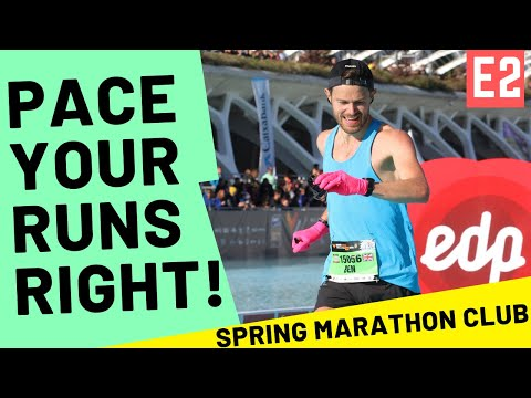 TEMPO, MARATHON PACE, INTERVALS, EASY RUNS, LONG RUNS?! Tips To Pace Them Right And Run A PB!