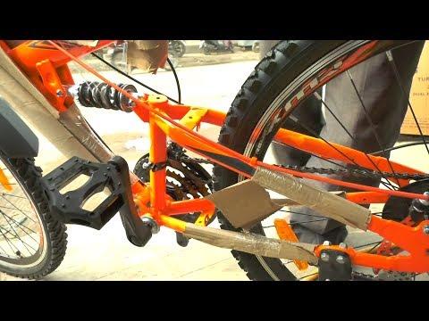 Hercules Rodeo TURNER 21 Speed Dual Disk Brake cycle Unboxing & Assembling | Best MTB UNDER Rs.10000