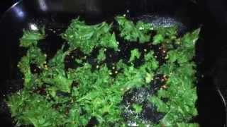 Kale Crisps Hype!