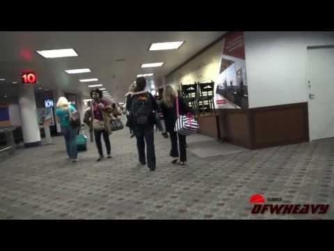 Dallas Love Field - Concourse C Walk-Through