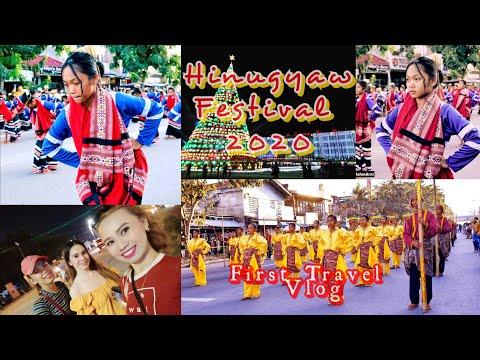 My First Travel Vlog   Hinugyaw Festival 2020 In Koronadal City Philippines