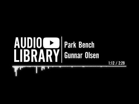 Park Bench - Gunnar Olsen