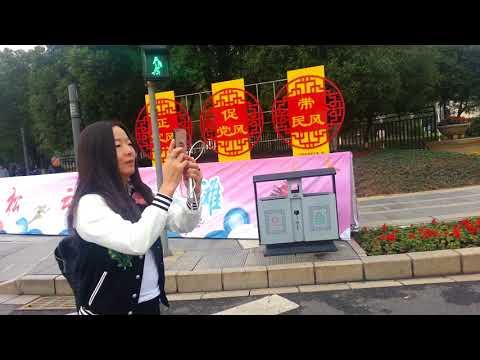 Nanchang China - Qiushui Square 秋水广场