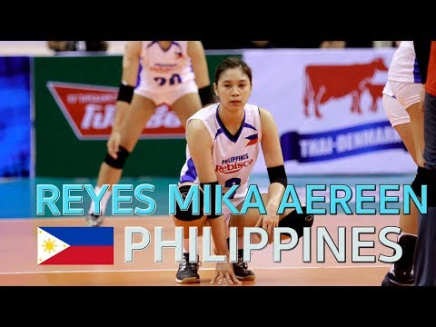SMM Cute Girls | MIKA REYES | PHILIPPINES