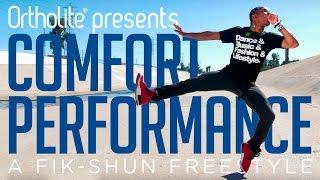 Fik-Shun | Comfort Performance | OrthoLite | #FitComfy