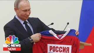 Looking Back At Russia's Sports Doping Scandal As Agency Cracks Down | NBC News Now