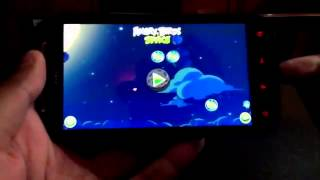 #15 Best Apps Games  Angry Birds Space Download and GamePlay On HTC Sensation XE