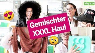 XXXL HAUL l Amazon, Wertheim Village Outlet, TkMaxx, China Läden, dm, H&M l Vlog 679