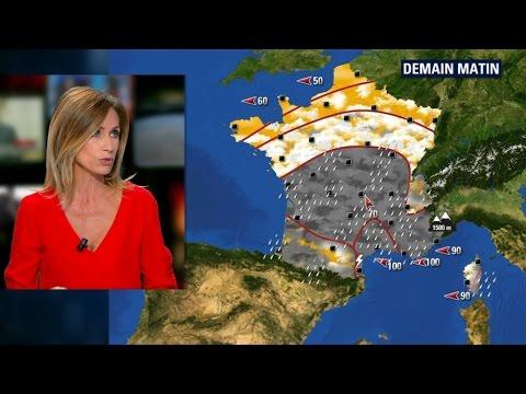 Orages et inondation: l'Hérault placé en vigilance orange jeudi