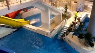 Aquapark Zakopane 2016, Poland. Аквапарк в Закопане Польша