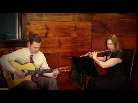 A Time for Us from Romeo and Juliet guitar & flute Pete Smyser & Lois Herbine